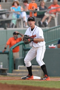 Photo by Joey Gardner/Delmarva Shorebirds