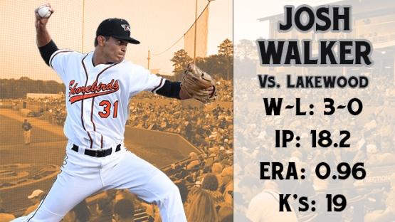 Walker vs. Lakewood